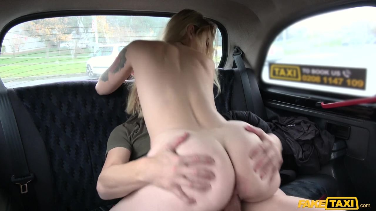 Fake Taxi London Blonde